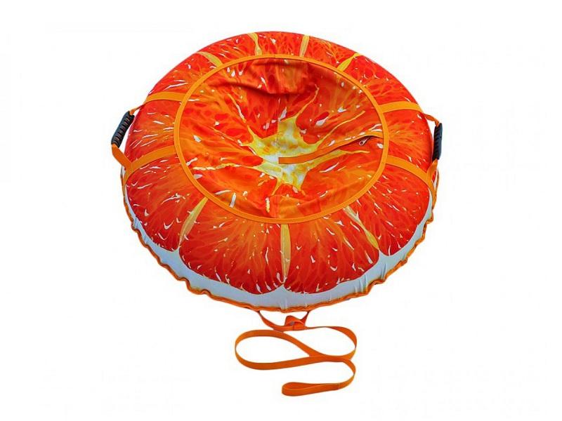 фото Тюбинг Митек Сочный апельсин 95 см