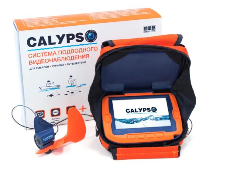 фото Подводная видео-камера Camping World CALYPSO UVS-03