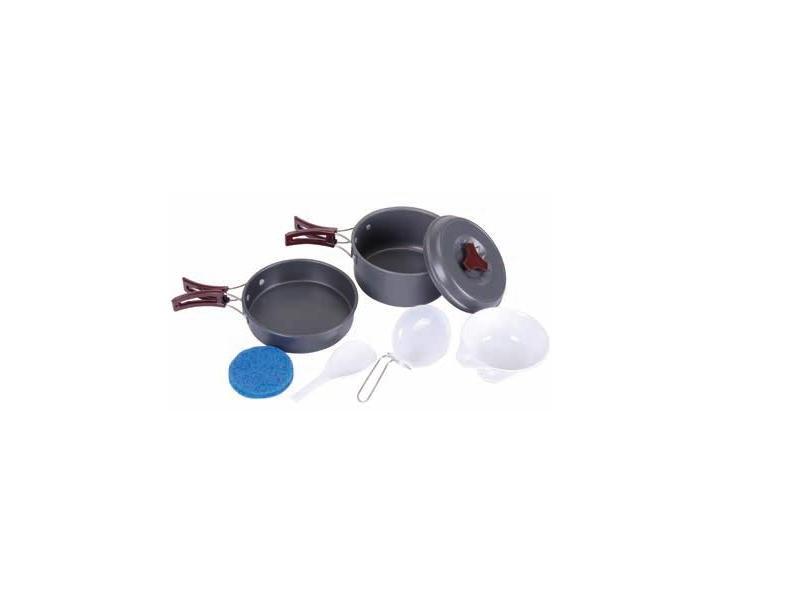 фото Набор посуды на 1-2 чел BULin BL200-C3