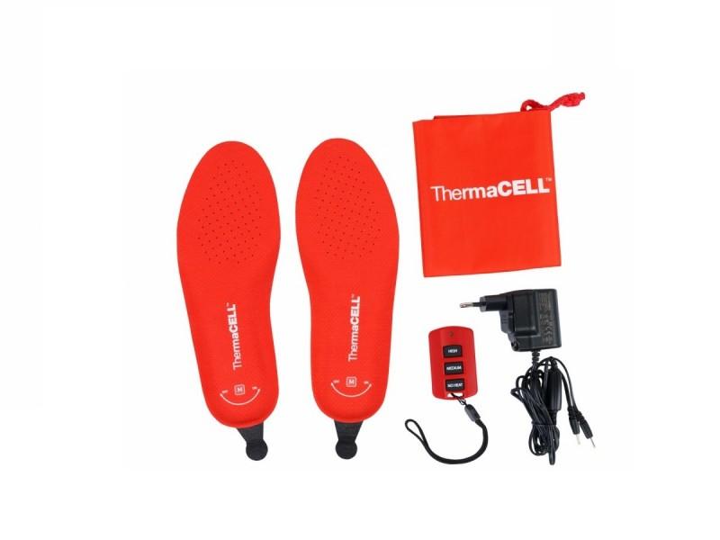 фото Стельки с подогревом ThermaCell размер XL