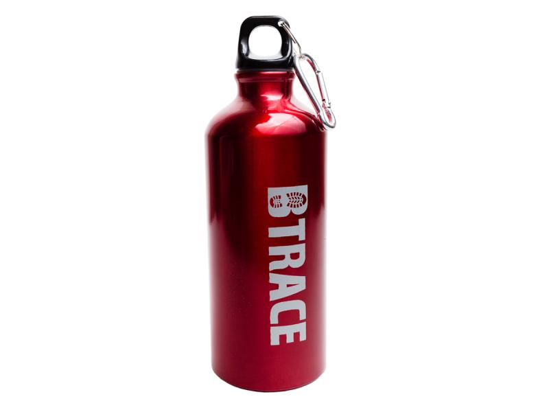 фото Бутыль BTrace алюминиевая в чехле 0.6 л