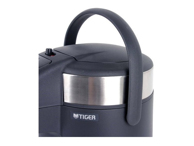 фото Термос с пневмонасосом Tiger MAA-A402 Stainless, 4 л