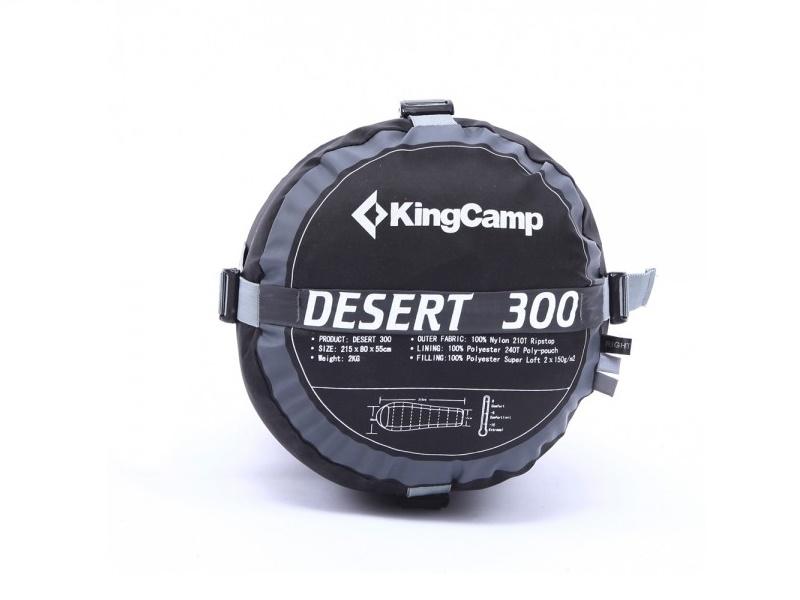 фото King Camp - Спальный мешок 3138 DESERT 300 (t°комф. 0)