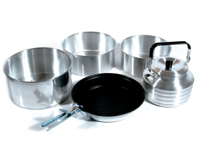 фото Набор посуды King Camp 3903 CAMPER 4