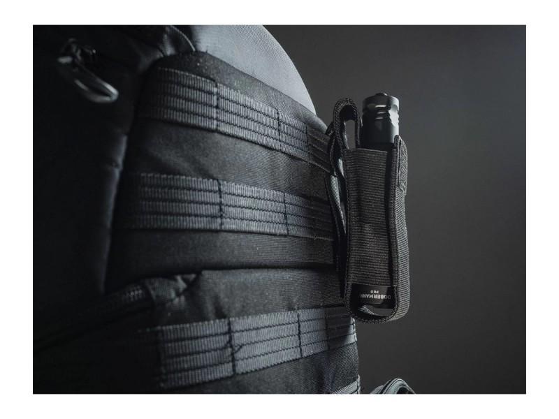 фото Тактический фонарь Armytek Dobermann Pro Magnet USB F07501W Теплый свет