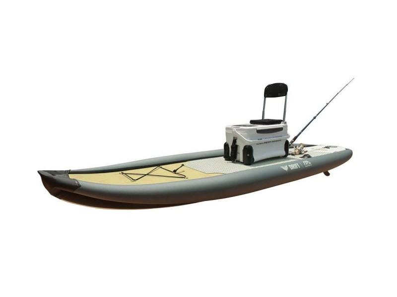 фото Сапборд с веслом Aqua Marina Drift Grey S18