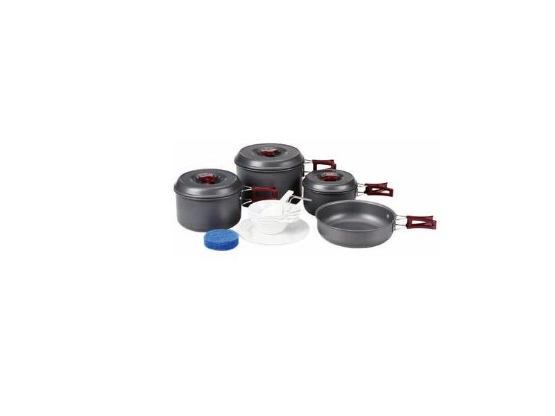 фото Набор посуды на 4-5 чел BULin BL200-C5