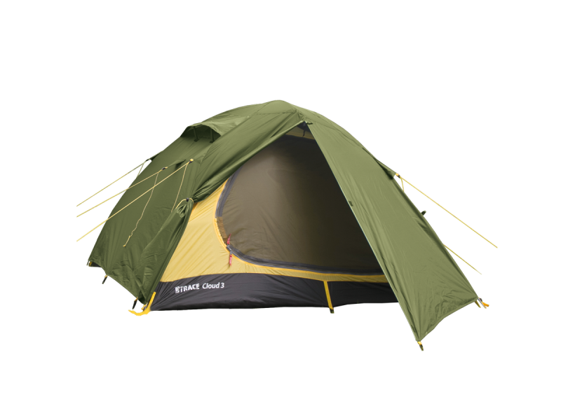 фото Тент-палатка BTrace Cloud 3 T0472
