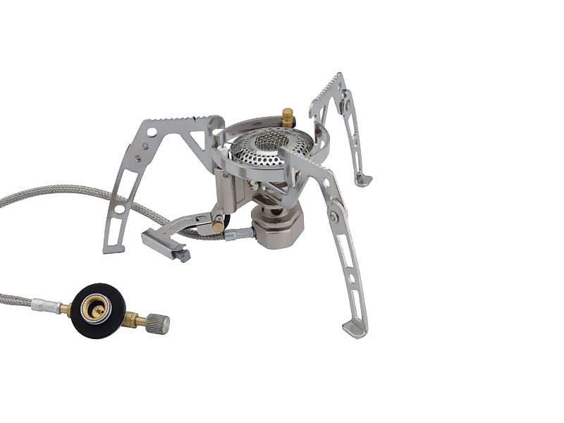 фото Горелка туристическая BTrace G6 (1.9 кВт)