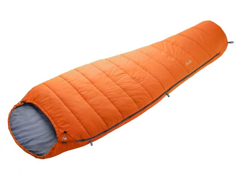 фото Спальный мешок BASK SOFT M 5962 (t°комф. 11)