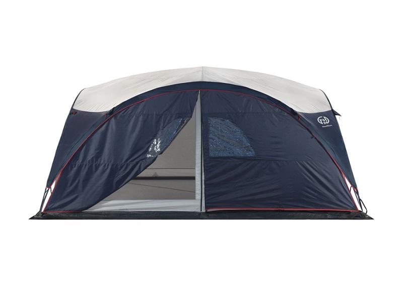 фото Стенка c окнами и молнией для шатра FHM Pavillion