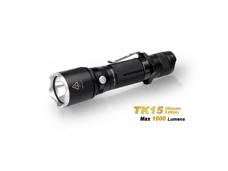 фото Фонарь Fenix TK15UE CREE XP-L HI V3 LED Ultimate Edition