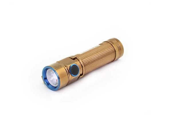 Фонарь Olight S1A-Cu Copper Limited Edition