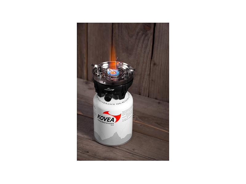 фото Газовая горелка Kovea Alpine Pot Wide KB-0703W