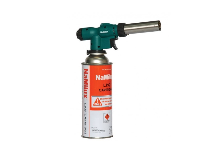 фото Газовый резак NaMilux NA-187