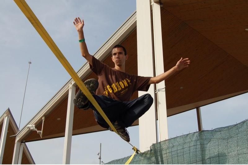 фото Cлэклайн Gibbon Classic 15 m