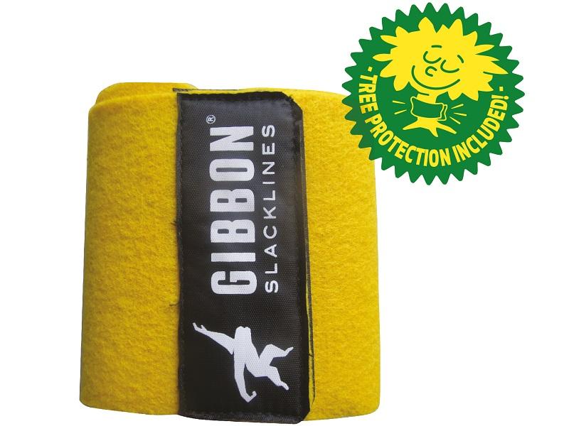 фото Комплект Gibbon Classic 15 m слэклайн + защита для дерева