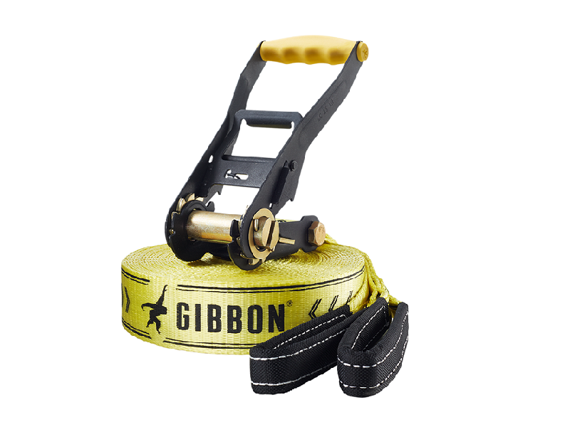 фото Комплект Gibbon Classic 25 m слэклайн + защита для дерева