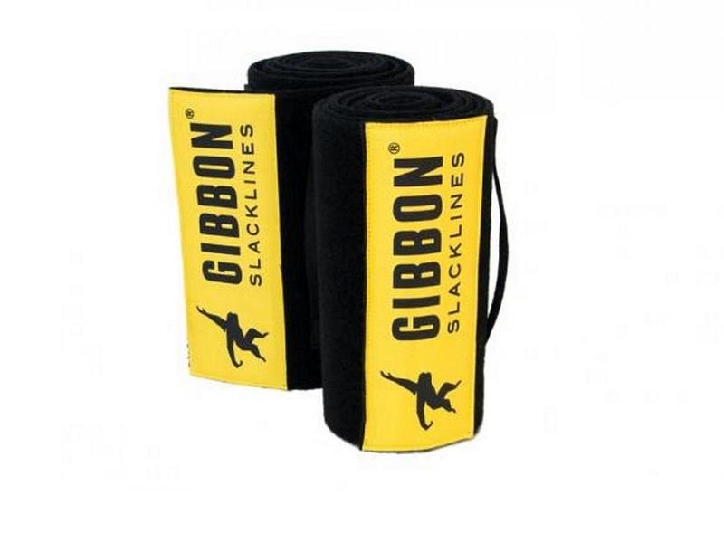 фото Комплект Gibbon Travelline 15 m слэклайн + защита для дерева