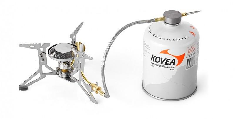 фото Kovea - Мультитопливная Горелка Dual Max Stove KB-N0810