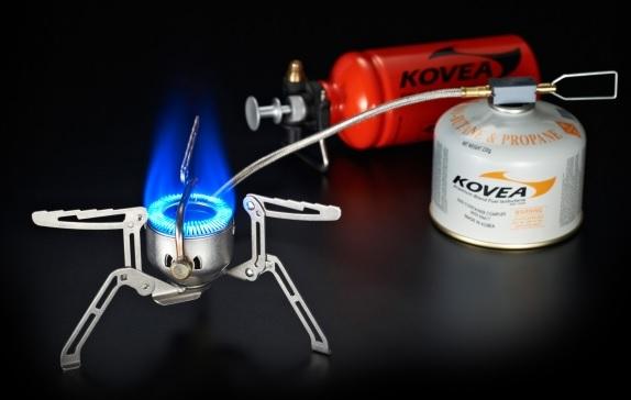 фото Kovea - Мультитопливная горелка Hydra KGB-1305