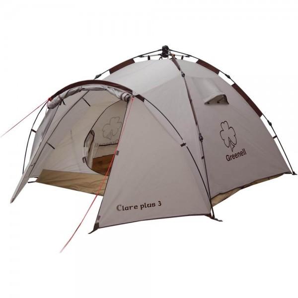 Greenell - Палатка автоматическая Клер плюс 3