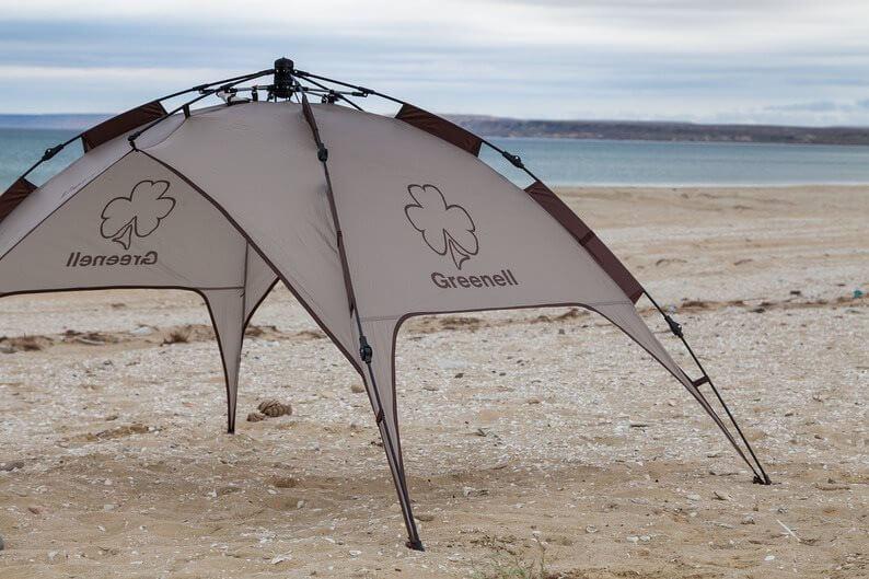 фото Палатка Greenell Дерри 3