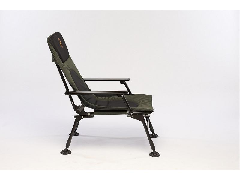 фото Карповое кресло раскладушка Maverick Big master transformer