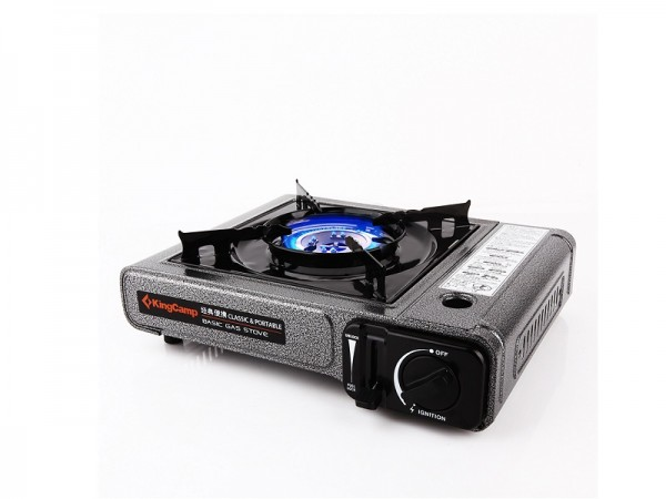 Газовая плита King Camp 2763 BASIC GAS STOVE