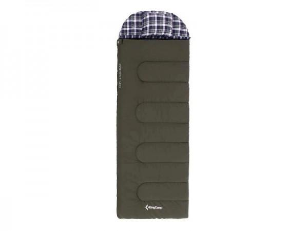 Спальный мешок King Camp 3152 FOREST 400 -18C (t°комф. 0)