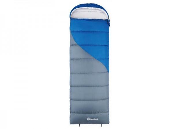 Спальный мешок King Camp 3212 VALLEY 250 -3С (t°комф. 12)