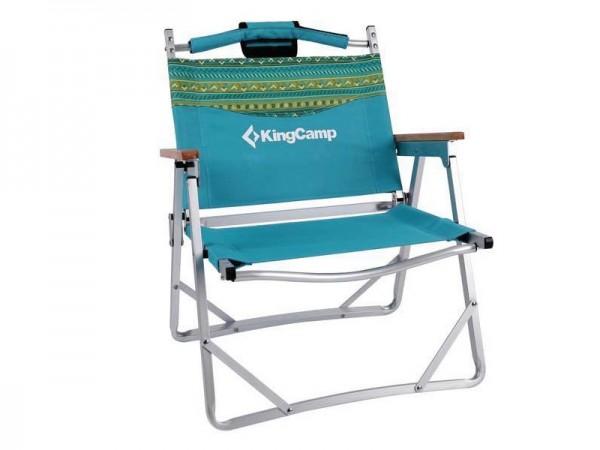 Складное кресло King Camp 7009 Beach ArmChair Fantasy