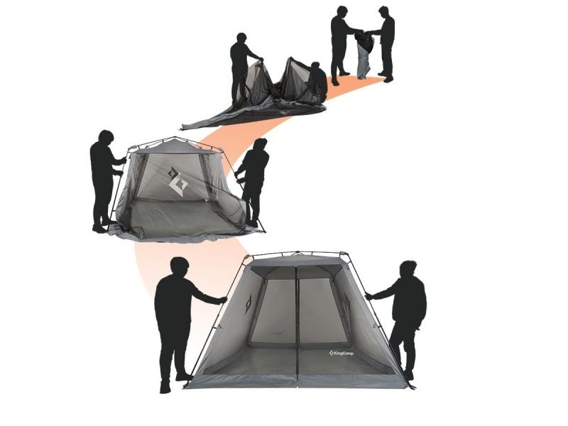 фото Шатер King Camp 8108 CAMP KING COOL