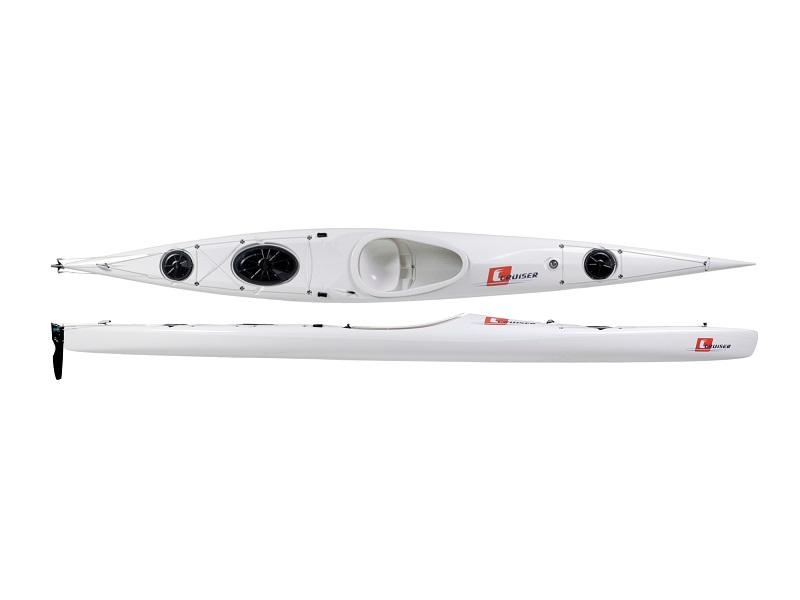 фото Композитный каяк WK 525 Cruiser
