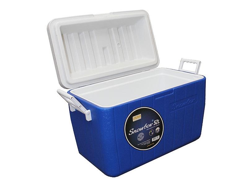 фото Контейнер изотермический Camping World Snowbox 52 л, (цвет - синий)