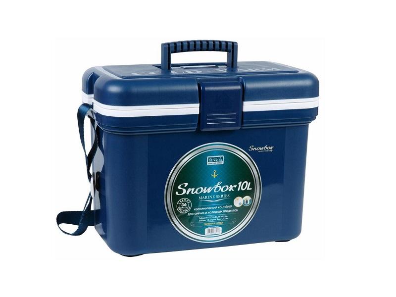 фото Контейнер изотермический Camping World Snowbox Marine 28 л (цвет - синий)