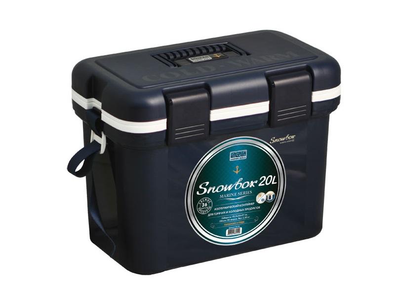 фото Контейнер изотермический Camping World Snowbox Marine 20 л (цвет - синий)