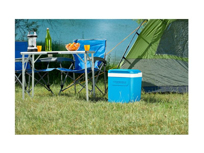 фото Контейнер изотермический Campingaz Icetime Plus 30л (цвет-голубой)
