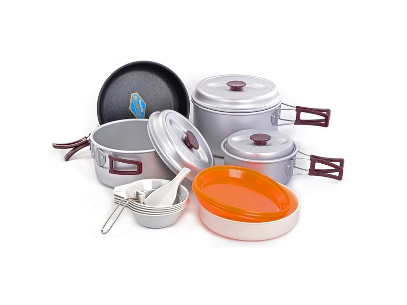 фото Kovea - Набор посуды Silver 56 KSK-WY56