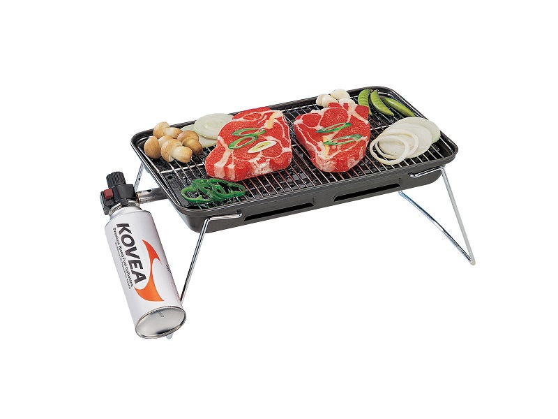 фото Газовый гриль Kovea Slim Gas Barbecue Grill TKG-9608T