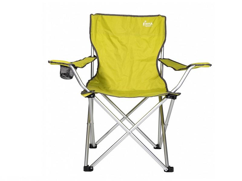 фото Кресло складное Fiesta Companion цвет зеленый