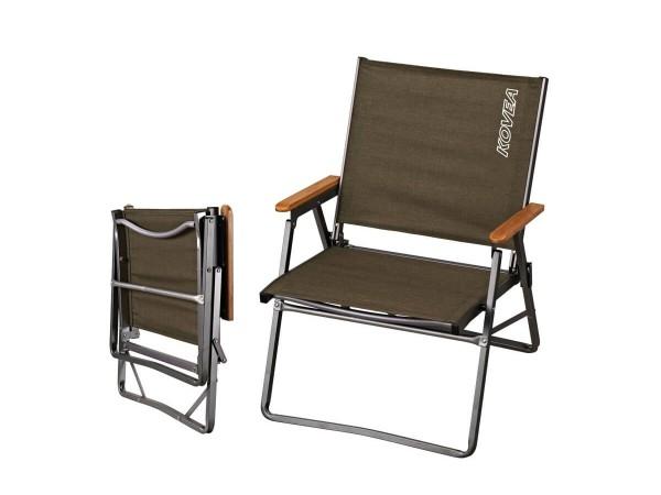 Кресло складное Kovea TITAN FLAT CHAIR II L