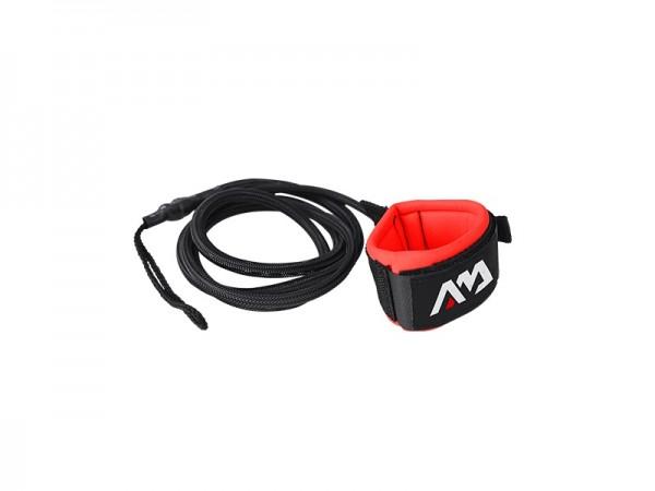 Лиш прямой Aqua Marina Paddle Board safety leash 8'/5mm S19