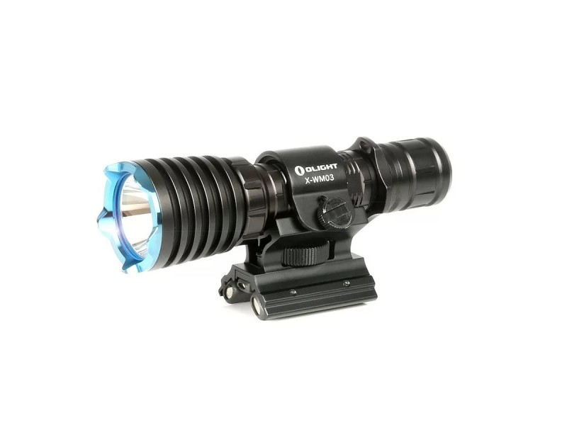 фото Магнитное крепление на оружие Olight X-WM03