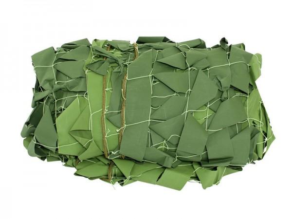 Маскировочная сетка Нитекс Стандарт (светло-зеленый, темно-зеленый) 3х6
