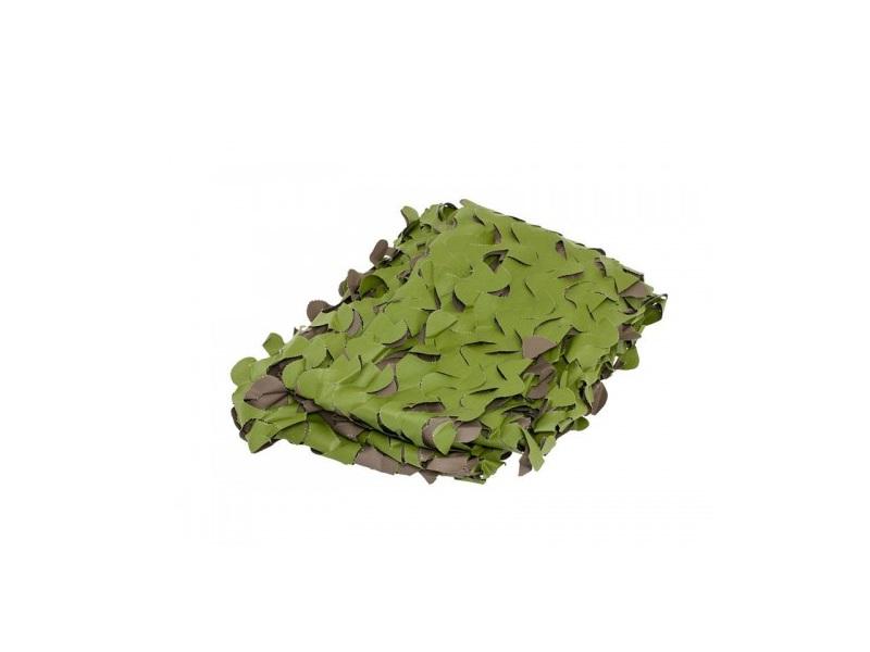 фото Маскировочная сетка Нитекс Лайт Профи 2x5 (зеленый-коричневый)