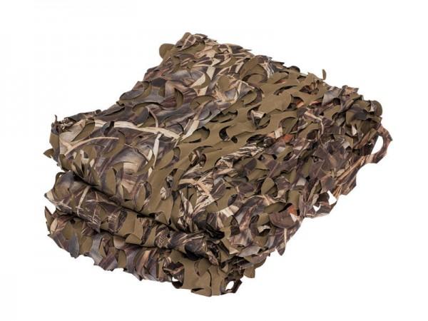 Маскировочная сетка Нитекс Пейзаж Болото 4D 2,4х3