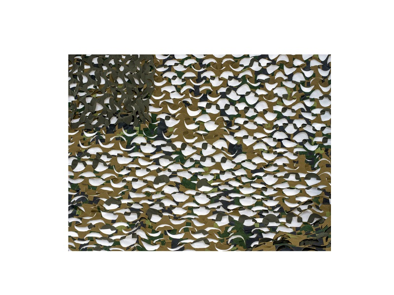 фото Маскировочная сетка Нитекс Пейзаж Лес 3D 2,2х1,5