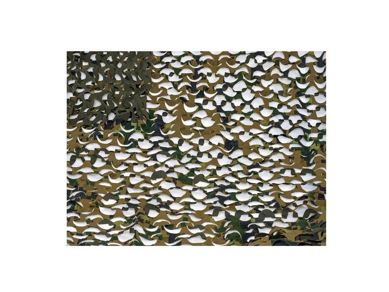 фото Маскировочная сетка Нитекс Пейзаж Лес 3D 2,4х6