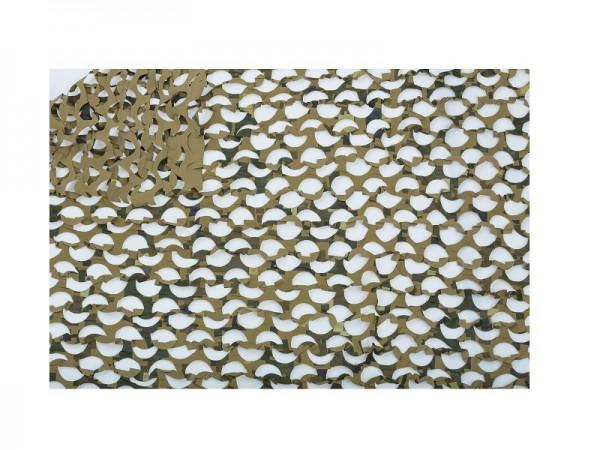Маскировочная сетка Нитекс Пейзаж Милитари 3D 2,4х6